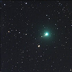 Comet Atlas on Friday March 27, 2020